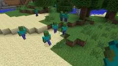 CrackedZombie [1.7.2] para Minecraft
