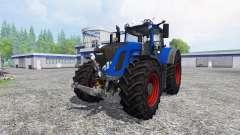 Fendt 936 Vario blue power para Farming Simulator 2015