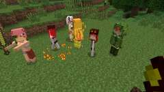 Cute Mob Models [1.7.2] para Minecraft