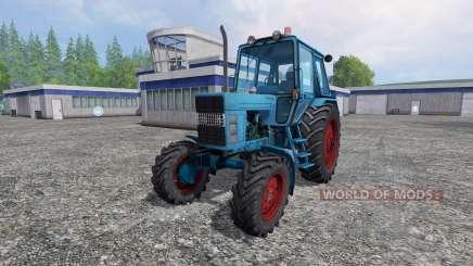 MTZ-82 REINO UNIDO para Farming Simulator 2015