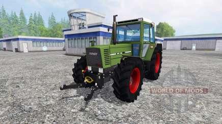 Fendt Farmer 310 LSA v2.1 para Farming Simulator 2015