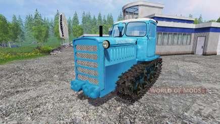 DT-75 Cazaquistão para Farming Simulator 2015
