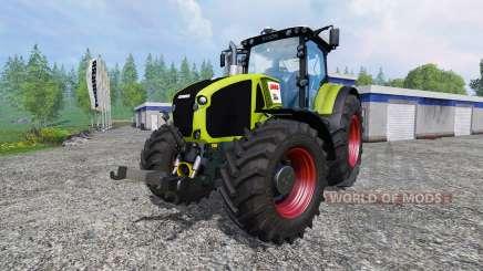 CLAAS Axion 950 v0.5 para Farming Simulator 2015