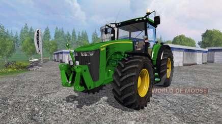 John Deere 8360R v2.0 para Farming Simulator 2015