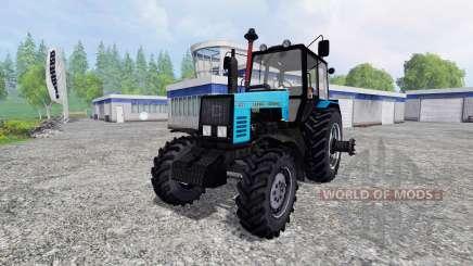 MTZ-1221 Belarusian SAREx para Farming Simulator 2015