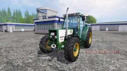 Buhrer 6135A White para Farming Simulator 2015