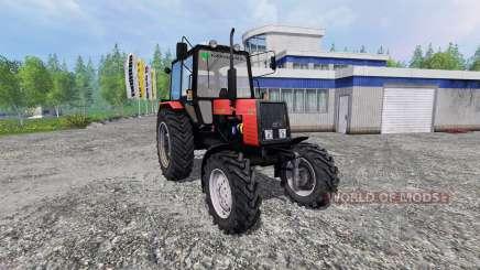MTZ Bielorrússia 820 para Farming Simulator 2015