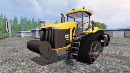 Caterpillar Challenger MT875B v1.1 para Farming Simulator 2015