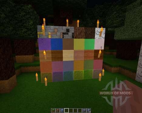 Serinity HD [64x][1.8.8] para Minecraft