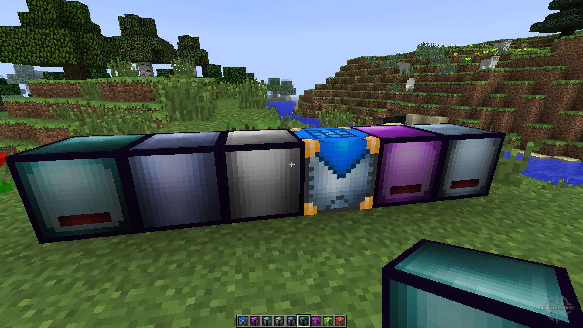 mod thermal expansion 1.7.10