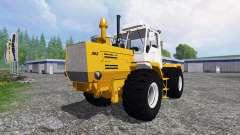 T-150K amarelo para Farming Simulator 2015