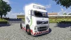 Pele EMR para a Volvo caminhões para Euro Truck Simulator 2