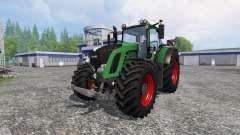 Fendt 936 Vario v3.5 para Farming Simulator 2015
