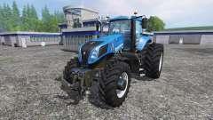 New Holland T8.275 Twin Wheels para Farming Simulator 2015