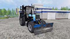 MTZ-Bielorrússia 1025 [lâmina] para Farming Simulator 2015