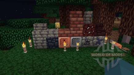 LodeCraft Resource Pack [16x][1.8.8] para Minecraft