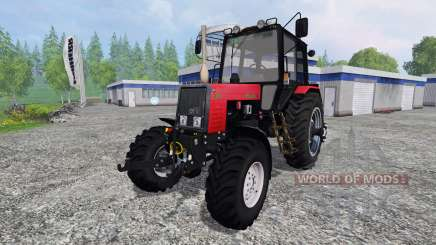 MTZ-892 [editar] para Farming Simulator 2015