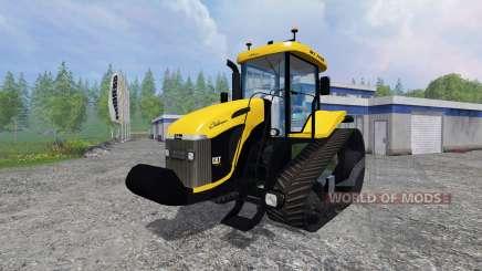 Caterpillar Challenger MT765B v2.1 para Farming Simulator 2015