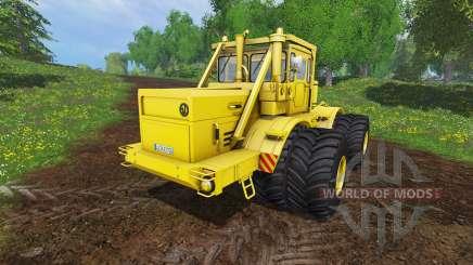 K-700A Kirovets [dual rodas] para Farming Simulator 2015