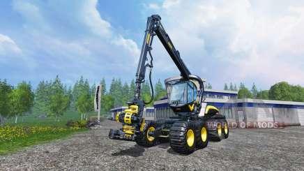 PONSSE Scorpion King v1.1 para Farming Simulator 2015