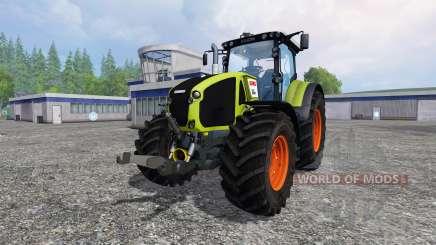CLAAS Axion 950 v2.0 para Farming Simulator 2015