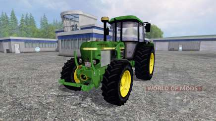John Deere 3650 FL v2.0 para Farming Simulator 2015
