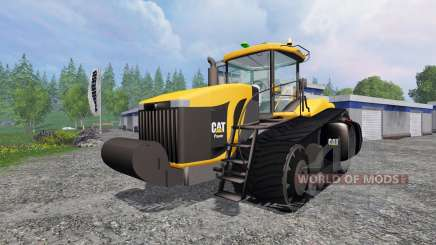 Caterpillar Challenger MT865B v1.2 para Farming Simulator 2015
