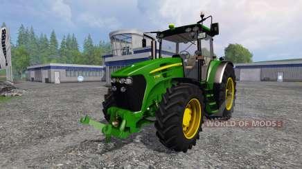 John Deere 7730 v2.5 [Fixed] para Farming Simulator 2015