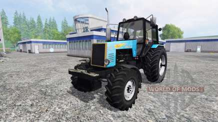MTZ-1221 Belarusian v3.0 para Farming Simulator 2015