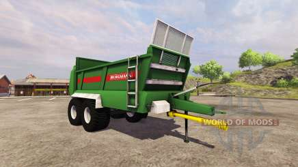 Bergmann TSW 4190 v2.0 para Farming Simulator 2013