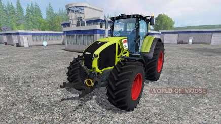 CLAAS Axion 950 v1.1 para Farming Simulator 2015