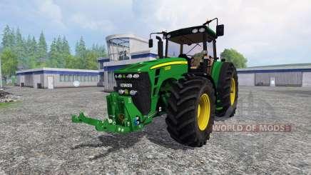 John Deere 8330 v2.1 para Farming Simulator 2015