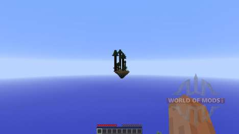 Alone in the Sky para Minecraft