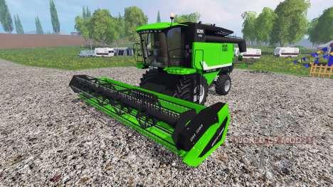 Deutz-Fahr 6095 HTS v1.2 para Farming Simulator 2015