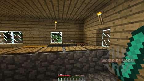 INDUSTRIA A BUILD para Minecraft