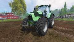 Deutz-Fahr Agrotron 7250 TTV para Farming Simulator 2015