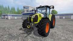 CLAAS Arion 650 v1.1