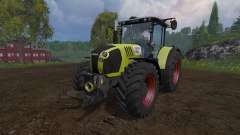 CLAAS Arion 650 v2.0