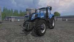 New Holland T8.435 v3.0 para Farming Simulator 2015