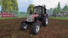 MTZ-Bielorrússia 1025 v1.2 para Farming Simulator 2015