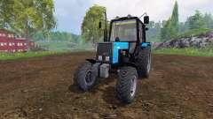 MTZ-Bielorrússia 1025 para Farming Simulator 2015
