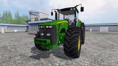 John Deere 8430 v2.0 para Farming Simulator 2015