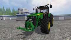 John Deere 8330 v4.0 para Farming Simulator 2015