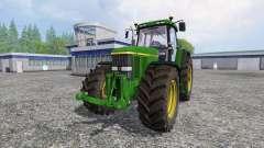 John Deere 7810 v4.2 para Farming Simulator 2015