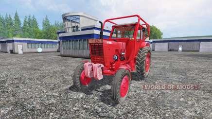 МТЗ-50 red edition para Farming Simulator 2015