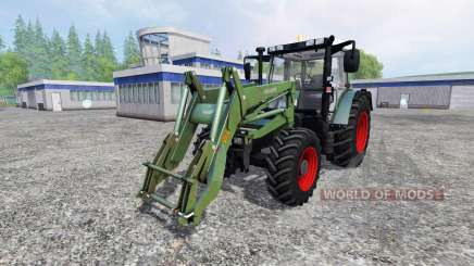 Fendt 380 GTA Turbo para Farming Simulator 2015