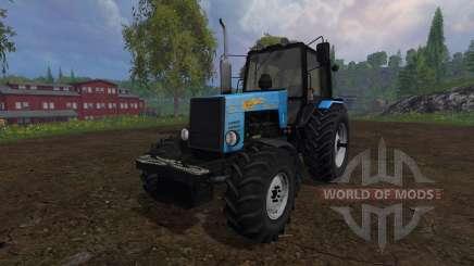 MTZ-1221 Belarusian v4.0 para Farming Simulator 2015