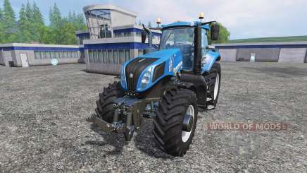 New Holland T8.320 v0.1 para Farming Simulator 2015