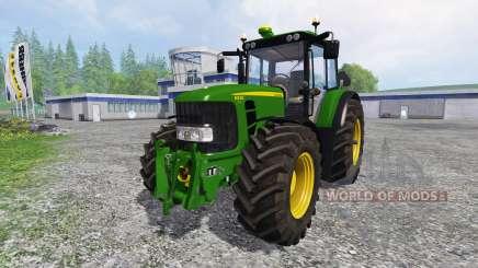 John Deere 6930 Premium v2.0 para Farming Simulator 2015