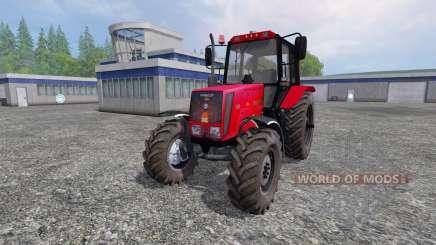 De Belarusian-826 para Farming Simulator 2015
